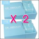 จัดเซ็ท 2 กล่อง สำหรับ 1 เดือน ขายส่ง DR.ABSOLUTE Collagen คอลลาเจนบริสุทธิ์ 100% นำเข้าจากเยอรมัน เพื่อผิวขาวกระจ่างใส ลดริ้วรอยเหี่ยวย่น ปลอดภัย มี อย. ส่งฟรี EMS