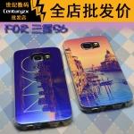 เคส Samsung Galaxy S6 พลาสติก TPU เงางามลวดลายกราฟฟิค สวยมาก ราคาถูก