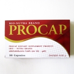 Procap อาหารเสริมลดน้ำหนักตัวใหม่สุดๆเน้นเผาผลาญ  สูตรสำหรับคนไทย  มี อ.ย.  สกัดมาจากธรรมชาติ 100%