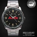นาฬิกาแฟชั่น 3 D 2015 NEW AUDI A3 LOGO