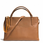 Pre-Order Coach THE LARGE BOROUGH BAG IN EDGEPAINT LEATHER STYLE NO. 30985