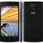โทรศัพท์มือถือ ThL L969 4G LTE Android 4.4 Smartphone จอ 5.0 นิ้ว สีดำ