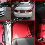 ผ้ายางปูพื้นรถยนต์ Honda Accord