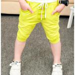 เสื้อ สีเหลือง แพค 5 ตัว ไซส์ 100-110-120-130-140