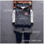 เสื้อกั๊ก+เสื้อตัวใน+กางเกง สีกรม แพ็ค 4ชุด ไซส์ (เหมาะสำหรับ0-4ขวบ)