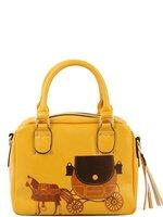 กระเป๋าแฟชั่น HOW.R.U - 009 สี Yellow