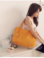 กระเป๋าแฟชั่น PG - 015 สี Orange (FREE จัดส่ง)