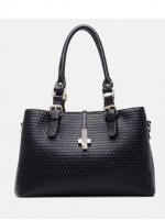 กระเป๋าแฟชั่น BBB - 003 สี Black(FREE จัดส่ง)