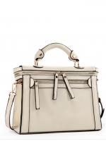 กระเป๋าแฟชั่น Axixi - 275 สี White (พร้อมส่ง)