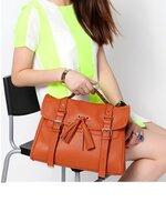 กระเป๋าแฟชั่น Axixi - 113 สีน้ำตาล (พร้อมส่ง)