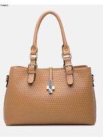 กระเป๋าแฟชั่น BBB - 003 สี Apricot (FREE จัดส่ง)