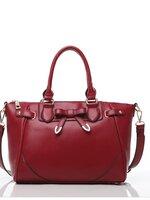 กระเป๋าแฟชั่น Axixi - 228 สี Red (Free จัดส่ง)