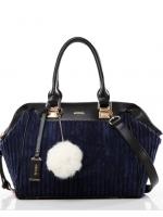 กระเป๋าแฟชั่น Axixi - 242 สี Blue (Free จัดส่ง)