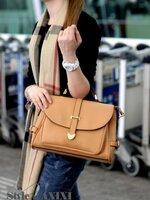 กระเป๋าแฟชั่น Axixi - 052 สี Apricot (Free จัดส่ง)