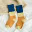 ถุงเท้ายาว แบบที่4 แพ็ค 12คู่ ไซส์ S (ประมาณ 1-3 ปี) thumbnail 1