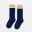 ถุงเท้าสั้น สีกรม แพ็ค 10 คู่ ไซส์ M (3-5 ปี) thumbnail 1