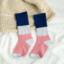 ถุงเท้ายาว แบบที่6 แพ็ค 12คู่ ไซส์ S (ประมาณ 1-3 ปี) thumbnail 1