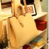 [พร้อมส่ง]กระเป๋า Axixi รหัส AX0012 กระเป๋าแฟชั่นเกาหลี (สีครีม)