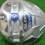 NEW TAYLORMADE SLDR DRIVER 14*