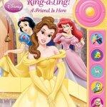Play-a-Sound: Disney Princess, Ring-a-Ling! A Friend Is Here (Disney Princess, Play-a-Sound)