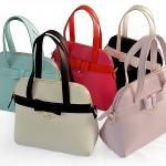 (Preorder เมษายน 58) Kate Spade bow shell bag