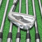 TAYLORMADE TOUR PREFERRED MC IRONS 3-PW (8PC) DYNAMIC GOLD S300 STEEL FLEX S
