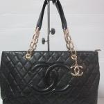 กระเป๋า chanel ตุ้งติ้ง  ขนาด 15x10x4.5  งานAAA  สีดำ