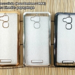 TPU Case ใส + ขอบเมทัลลิค (Asus Zenfone 3 MAX)