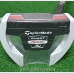 "(New) Putter TaylorMade Ghost Spider SI Slant Length:38"" Counterbalance Grip พร้อม cover"