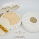 Bisous Bisous The White Queen Glutathione Powder Pact SPF27 PA++ #1