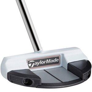 "NEW TAYLORMADE SPIDER MALLET CENTER SHAFT STANDARD 35"" PUTTER"