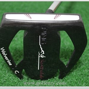 """PUTTER PING SCOTTSDALE WOLVERINE C LENGTH:35"""""""