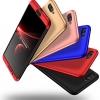 (025-932)เคสมือถือ Case Huawei Honor V10 เคสคลุมรอบป้องกันขอบด้านบนและด้านล่างสีสันสดใส