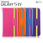 Zenus : Leather Case Masstige Color Touch Case Cover For Samsung Galaxy S4, i9500
