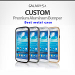 G lider : Metal Aluminum Bumper Case Cover For Samsung Galaxy S4, S IV, i9500