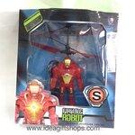 Iron man ไอรอน แมน บินได้ มีเซ็นเซอร์