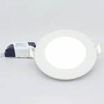 LED Downlight Panel 6W-กลม