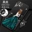 (025-947)เคสมือถือ Case Huawei Honor View 10 เคสนิ่มซิลิโคนลายการ์ตูนผู้หญิงขอบเพชรหรูหรา พร้อมแหวนมือถือดอกไม้และสายคล้องคอถอดแยกได้ thumbnail 4