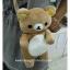 กระเป๋าสะพายข้าง ลายหมี ริลัคคุมะ Rilakkuma แบบตัวหมีใหม่ล่าสุด (ซื้อ 3 ชิ้น ราคาส่ง 170 บาท/ชิ้น) thumbnail 1