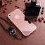 (025-983)เคสมือถือไอโฟน Case iPhone7/iPhone8 เคสนิ่มพื้นหลังแววกึ่งกระจกเรียบหรู พร้อมสายคล้องคอถอดแยกสายได้ thumbnail 5