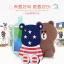 (013-024)เคสมือถือ Case OPPO F1 Plus (R9) เคสนิ่ม 3D ตัวการ์ตูนลายธงชาติ thumbnail 1