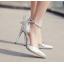 รองเท้าส้นสูง ไซต์ 35-40 สีทอง/ดำ/เงิน thumbnail 7