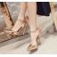 รองเท้าส้นสูง ไซต์ 35-40 สีทอง/ดำ/เงิน thumbnail 11