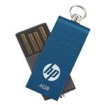 """USB Drive """"HP"""" V115W 4GB (Blue)"""