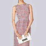 รหัส  KL385     Preorder / ASOS , KarenMillen , Coast , Anne Klein  Dress Style