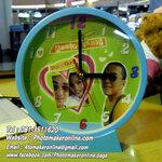 012-มิกซ์รูป กรอบนาฬิกาวงกลม 6 นิ้ว
