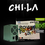 CHI-LA Power Supply 800W