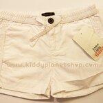 Zara Short Pant (Pink, White, Cream): Size 2-14Y