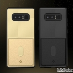 Samsung Note8 - เคสเคฟล่า Carbon Card Slot Version TOTU DESIGN แท้