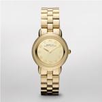 [ขายแล้ว] นาฬิกา Marc by Marc Jacobs Mini Marci Gold Mirror MBM 3174
